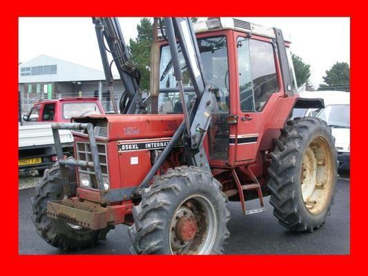 Case Ih 856xl 856 Xl Tractor Diesel Engine Service Repair Manual Tractors Repair Manuals Case Ih Tractors