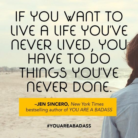 "Why Everyone Should Read ""You Are a Badass"" by Jen Sincero 