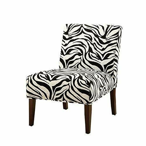 Acme 59069 Aberly Accent Chair Acme Accent Chairs Zebra Chair