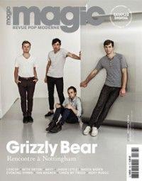 Magic #166 : Grizzly Bear, rencontre à Nottingham