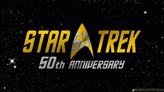 Image result for star trek 50th anniversary