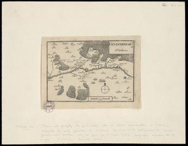 1634-carte_du_gouvernement_d'Orléans.JPG 386×300 pixels