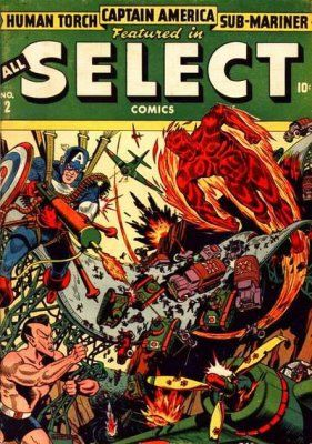 All-Select Comics Issue # 2