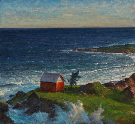 Mark Beck, Little Red House