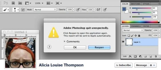 Portada de facebook en photoshop