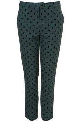 i want these polka dot trousers!!