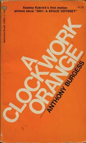 a clockwork orange comparison of book The classic book turned into critically acclaimed movie by stanley kubrick has  more differences than first imagined.