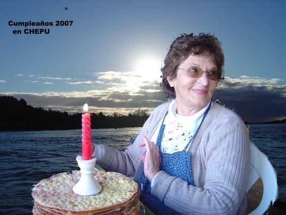 Chepu Febrero 2007. Micumpleaño