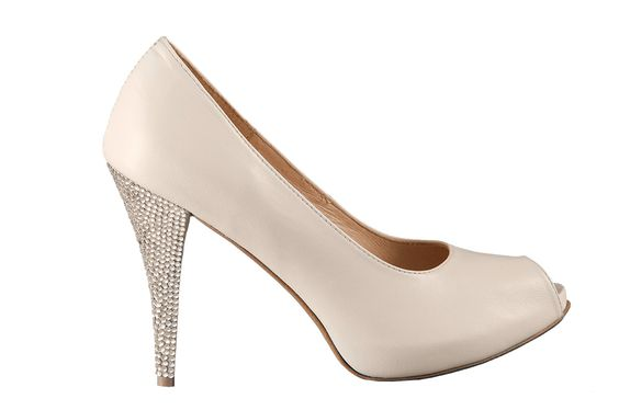 Abelardo Buty Slubne C202 Ozk Esk Obuwie Slubne Buty Do Slubu Heels Stiletto Heels Wedding Shoes
