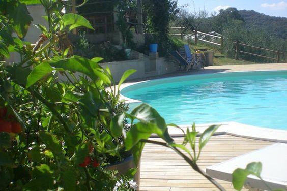 Old casale restored Pool, Perugia, #Umbria, Italy