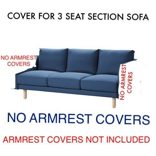 Ikea Norsborg Cover Slipcover For 3 Seat Sofa Section Edum Dark Blue 503 040 99 Ikea Sofa Ideas Of Ikea Sofa Sofa Ikea Ikeasof Ikea Sofa Sofa Ikea Couch