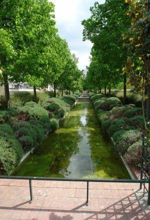 La Promenade Plantée ou coulée verte à Paris 12e