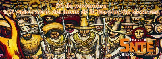 20 de Noviembre: 102 años de historia.