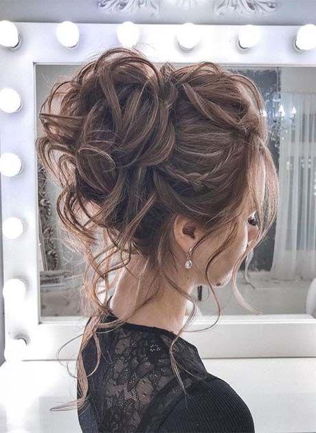 12 Elegante peinados recogidos