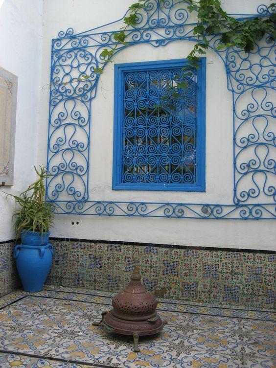 Sidi Bou Saïd | سيدي بوسعيد em Gouvernorat de Tunis, Tunisia.