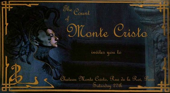 I Would Go Nuts If Could Get My Wedding Invites Modeled After Those In The Count Of Monte Cristo 2002 Complete With Envelope That S Open