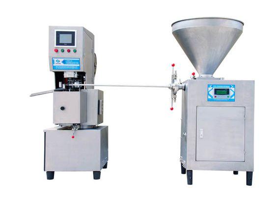 Pneumatic Quantitative Sauage Stuffer: DG-Q03, DG-Q04