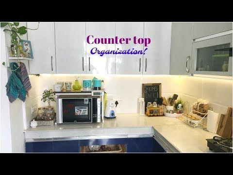 Indian Kitchen Countertop Organization 2019 Kitchen Decor Ideas