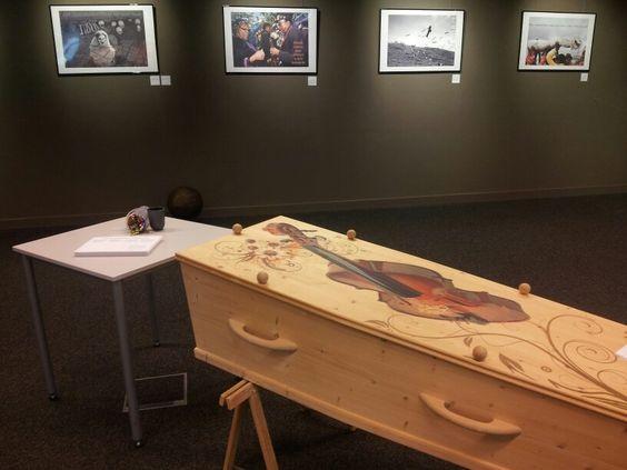 Expositie opgegraven verhalen nog te zien tot 30 juni 2014 in bibliotheek Helmond
