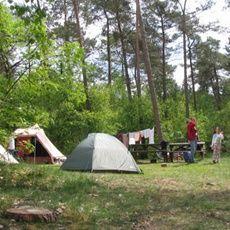 Campings Staatsbosbeheer