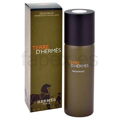 desodorantes en spray para caballero    Hermés Terre D'Hermes, desodorante en…