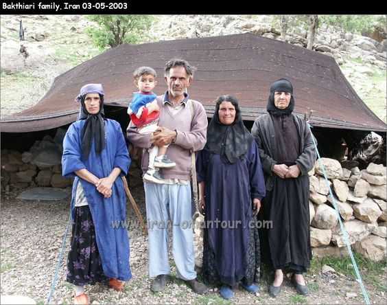 Bakhtiari People - Iran