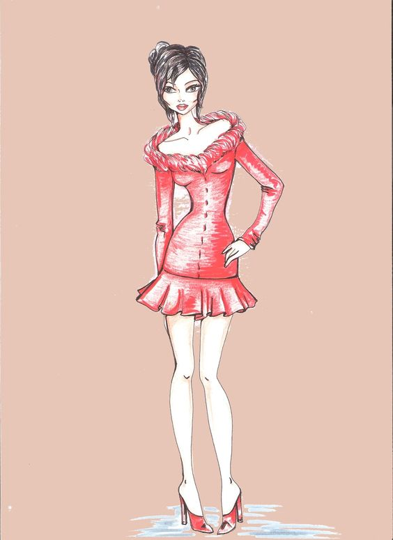 Que nos dice el color rojo? estudiomoda.blogspot.com