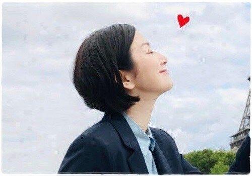 鈴木 京香 髪型