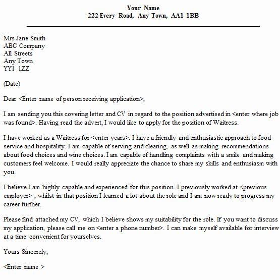 23 Waitress Job Description Resume Resume Cover Letter Examples