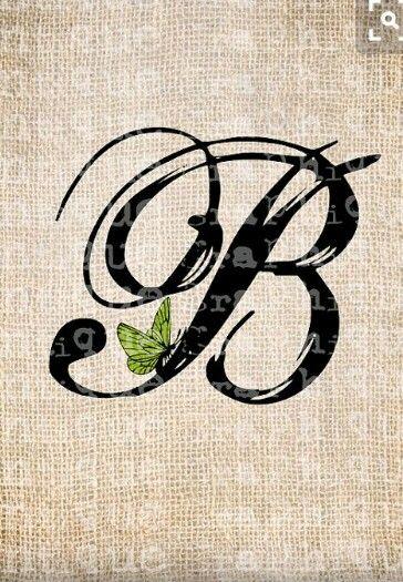 Pin By Jeny Beraun Martel On Dovme Letter B Tattoo Tattoo Lettering B Tattoo