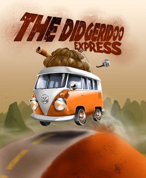 The Didgeridoo Express