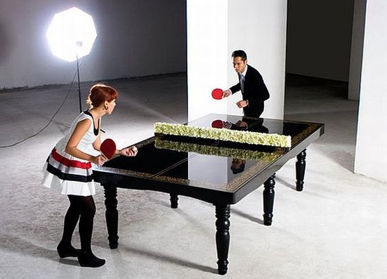 Luxury Ping-Pong