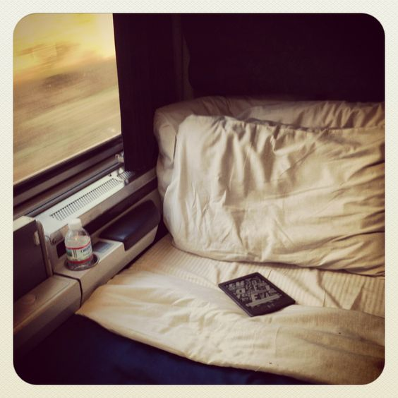A Sleeper Car Makes The Long Trip Even More Comfortable