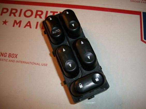 Jf 2002 2003 ford explorer master window switch black for 2002 explorer window switch