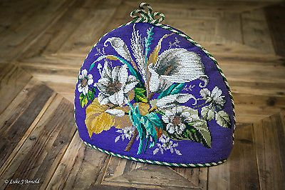 19th #century #beadwork tea cosy,  View more on the LINK:  http://www.zeppy.io/product/gb/2/252393460645/: