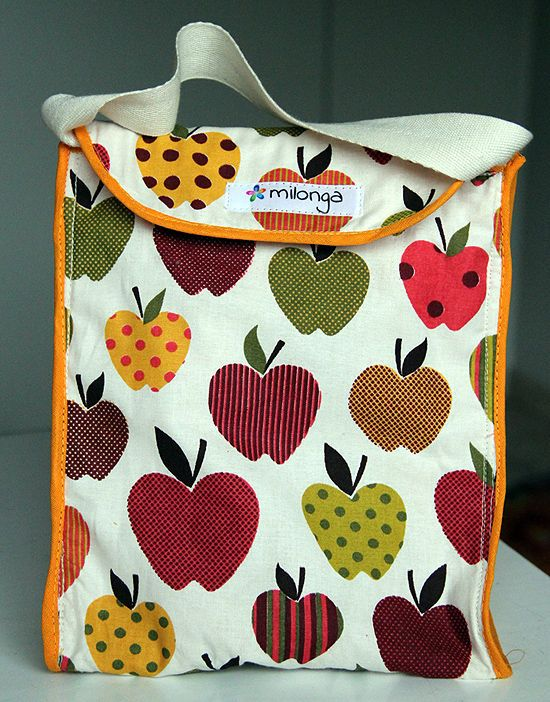 Lunch Bag Outono R$50.00