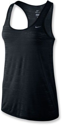 Nike Dri Fit Touch Breeze Tank Top - Women\'s