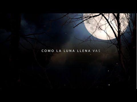 Alberto Plaza Como La Luna Llena Vas Videolyric Youtube Luna Llena Plaza Canciones