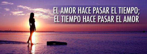 Nueva #Portada Para Tu #Facebook   El Amor Hace Pasar El Tiempo    http://crearportadas.com/facebook-gratis-online/el-amor-hace-pasar-el-tiempo/ 