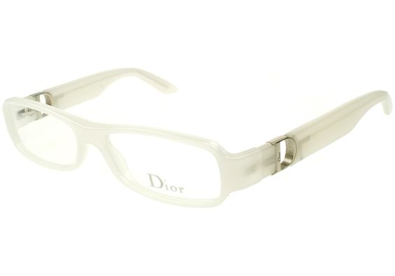 Christian Dior 3115 White