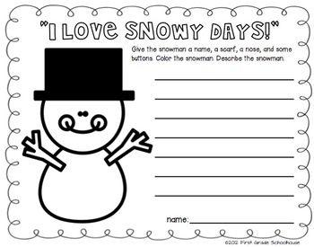 descriptive essay about winter