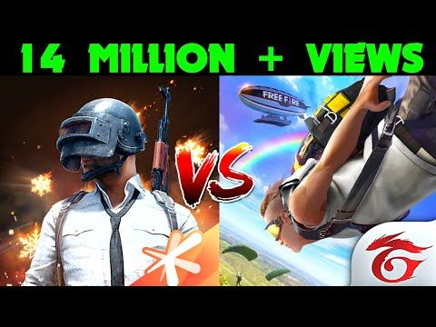 Pubg Mobile Gamers Vs Garena Free Fire Gamers Comparison Stickman Which One Is The Best Youtube New Survivor Battle Royale Game Stickman Animation Wallpaper free fire vs pubg