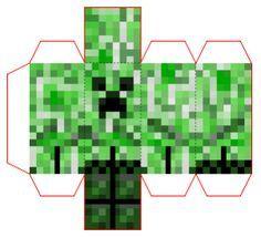 anniversaire minecraft creepers pixels et tnt. Black Bedroom Furniture Sets. Home Design Ideas