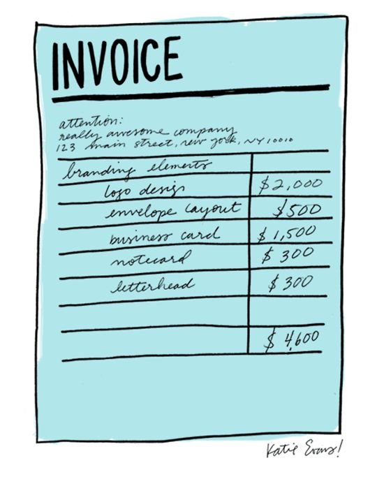 downloadable invoice billable_photographysilo_post photography - how to do invoices
