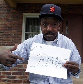 Reginald Washington  52, Unemployed  Biggest problem: Crime.  #FixDetroit