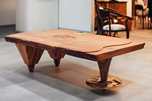 Luxury Handcrafted Coffee Table America By Emelyanov Offer