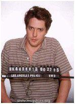 Hugh Grant Arrested