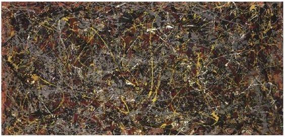 No. 5, 1948 (Jayson Pollock)