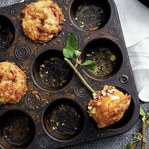 Caramel Apple Muffins | MyRecipes.com Sept 2012 Southern Living