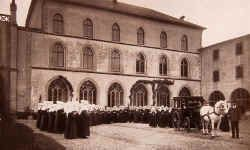 The convent of Portieux: starting Missionary Sisters